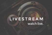 Watch our service live online
