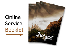 Sunday's Service Booklet