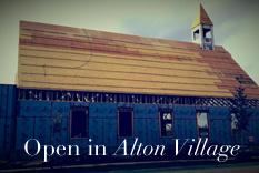 St. George's Church Burlington - Alton village