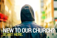 St. George's Church Burlington - New to our church?
