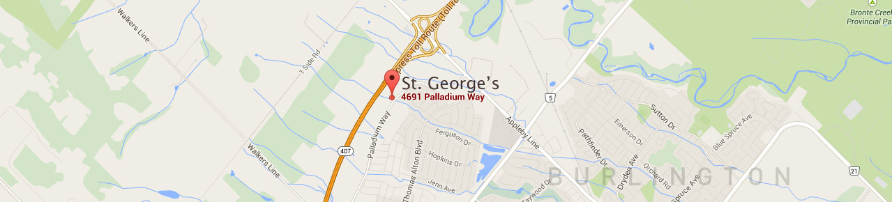 See a map of our new church location at 4691 Palladium Way, Burlington