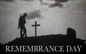 Remembrance Day Service @ St. George's Anglican Church, Burlington | Burlington | Ontario | Canada